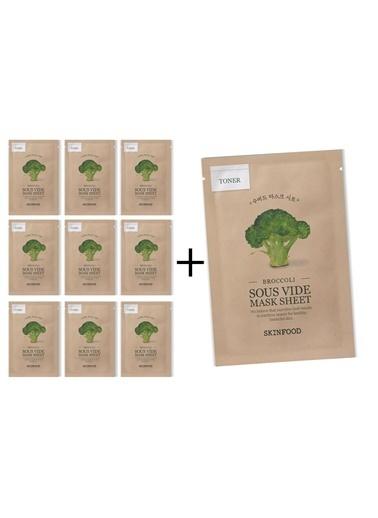 Skinfood Broccoli Sous Vide 10 lu Avantaj Paketi Renksiz